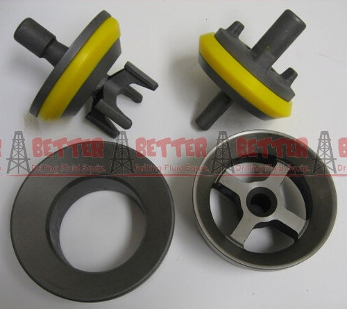Mud Pump Valve & Seats